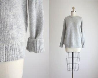 shetland wool boyfriend sweater