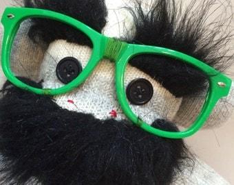Alfred the Sock Monkey