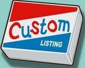 custom listing for BoutBetties