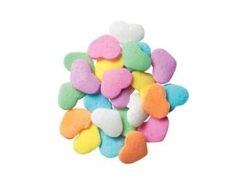 Pastel Hearts Sprinkles