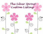 Custom bulletin boards for Maria