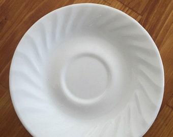Corelle Swirl Saucers