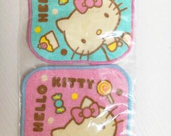 Mini salviette kitty mini towel japan collection