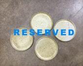 RESERVED - Dinner Plates
