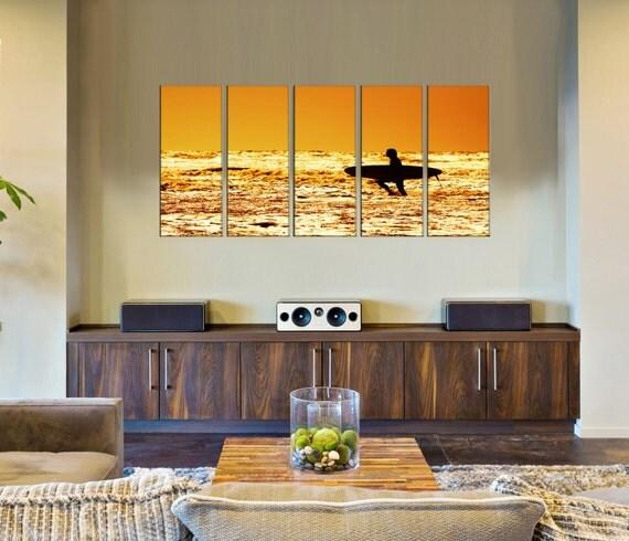 Canvas Prints - Wave Photo Canvas Print - Water Canvas Art - Ocean Photo Canvas Prints - Framed Ready to Hang - Ocean Wave Wall Art