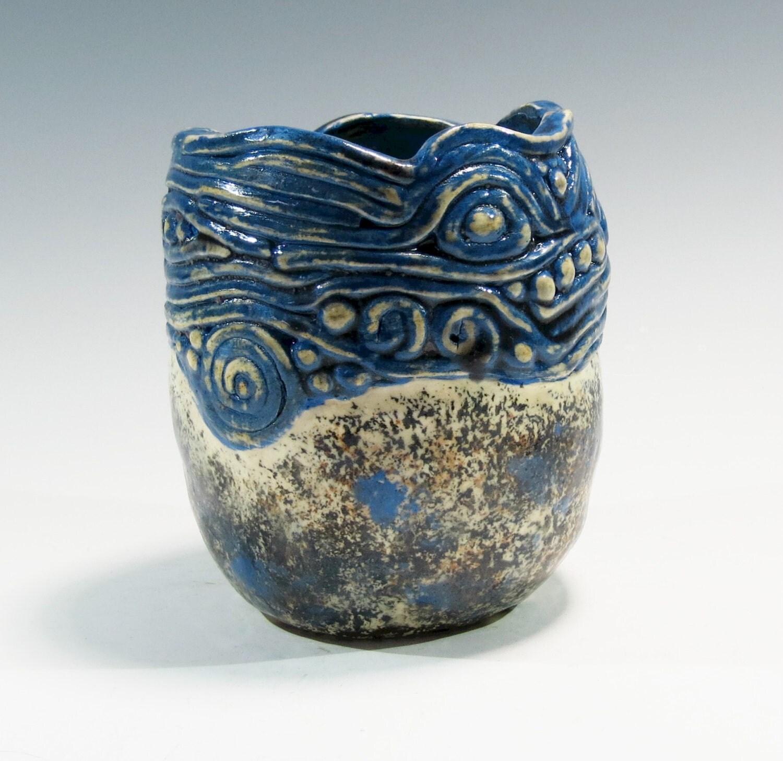 Handbuilt Pinch / Coil Pot Ceramic Pinch Pot Handbuilt Coil