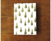 Christmas Card - Christmas Trees Greeting Card