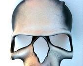 ON SALE Skull Leather Mask