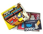 1975 Flash Cards of the United States