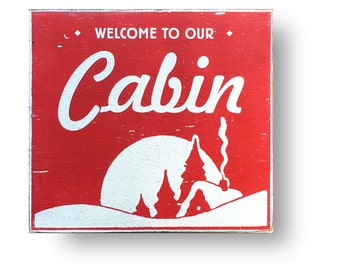 Welcome to our Cabin 12x12
