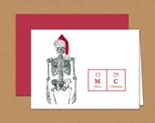 Forensic Science Holiday Cards (set of 12)