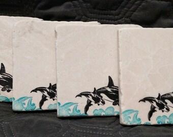 Orca Coasters