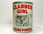 Clabber Girl Baking Powder 24 oz Tin