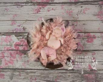 Instant Download DIGITAL BACKDROP for Baby Newborn Photographers -Vintage Rose