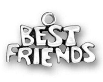 Best Friends Charm - Alex & Ani Inspied bracelets