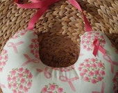 Sandy- Grace Relief Breast Cancer Pillow