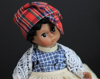 "635 l 1990's Madame Alexander | Mammy Doll | 8"" Doll 