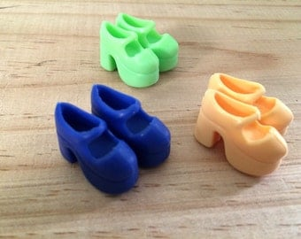 Set of 3 pairs Neo Blythe Mary Janes shoes