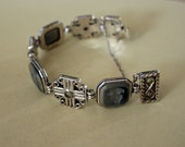 Extasia Silver Bracelet Intaglios