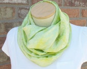 Green Mermaid Scarf Iridescent Scarf Summer Fashion Scarf Bohemian Scarf Infinity Scarves for Women Teen Fashion Spring Scarf Forever Andrea