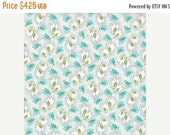 SuperBowl Sale Color Me Happy from V and Co and Moda fabrics, Floral Bouquet Gray, 1/2 yard total