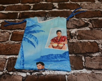 Elvis Blue Hawaii Bag
