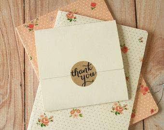 IVORY NO Glue CD sleeve envelopes