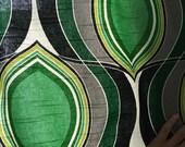 """72"""" mint green custom rug for Scendel"""
