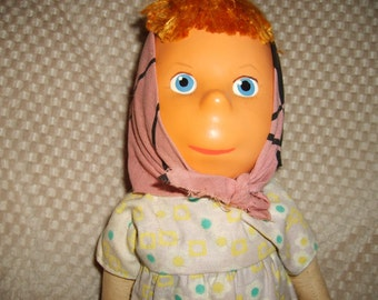 Vintage Poor Pitiful Pearl Doll-Cute