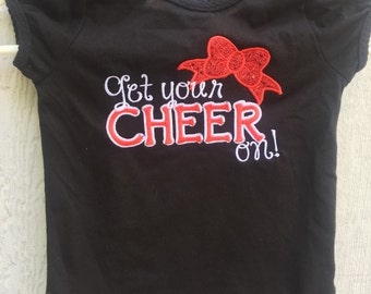 Get Your Cheer On Shirt