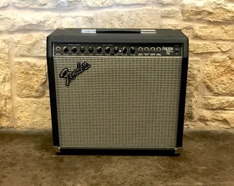 Vintage Fender Amplifier / Princeton 112 Plus