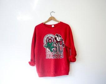 Vintage Ohio State Buckeyes Sweatshirt