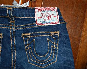 Vintage Jeans Womens Jeans Mens Jeans Boot Cut Designer Jeans True Religion Jeans World Tour Bobby Super T Low Rise Jeans