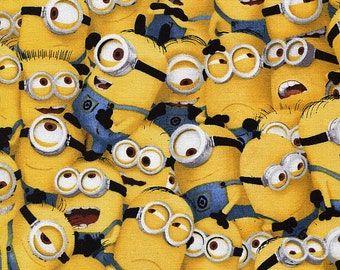 1 in a Minion - Quilting Treasures - 1 Short Yard