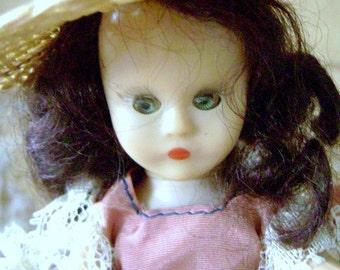 "Vintage 7"" Nancy Ann Storybook Doll"