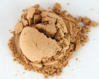 Mineral Foundation - Mineral Makeup -  All Natural Makeup - WARM SAND