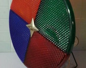 Reserved for wendy  1950's Penetray's  Motorized Color Wheel for Aluminum Christmas Tree