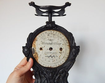 vintage scale  german weighing scale