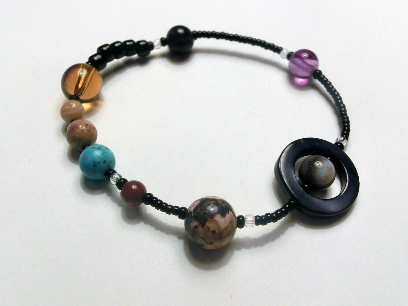 solar system bracelet - photo #33