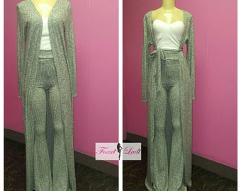 Zara Maxi cardigan set