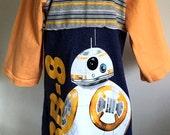 Star Wars: the Force Awakens T Shirt Dress