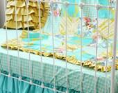 Custom Lily Belle Patchwork Blanket for Rachael T.