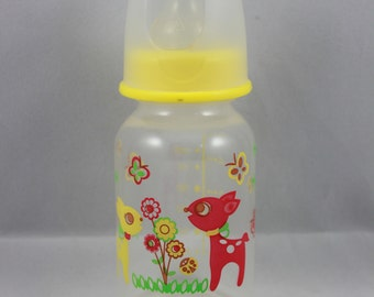 Deer Print Paren't Choice 5oz. Bottle for Real Care or Reborn Doll