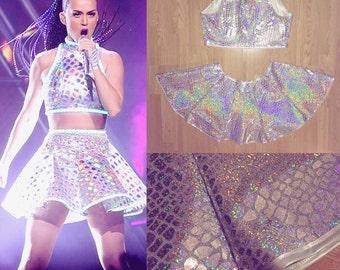 Katy Perry Prism Tour Costume - Custom Made