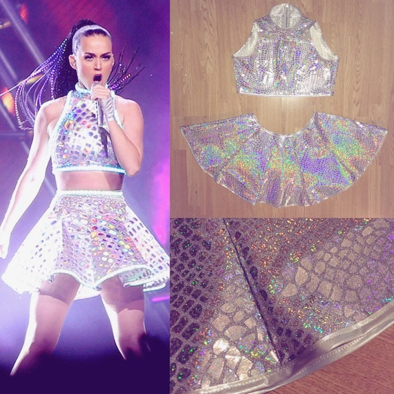 Katy Perry Prism Tour Costume - Custom Made