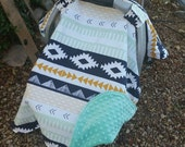 Baby Car Seat Canopy - Baby Car Seat Cover...