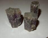 Aragonite  - purple