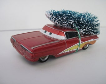 Disney Cars - LIGHTNING RAMONE - 1951 Impala Low Rider - Christmas Ornament, Decoration - Christmas Tree