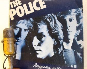 "ON SALE The Police Vinyl Record Album 1970s British English White Reggae Pop Rock LP ""Regatta De Blanc""(Orig.1979 A&M)"