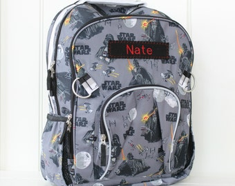 Small Star Wars Darth Vader Backpack Pottery Barn (Small Size)